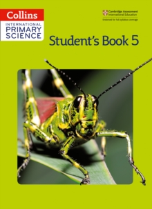 International Primary Science Student's Book 5, Paperback Book
