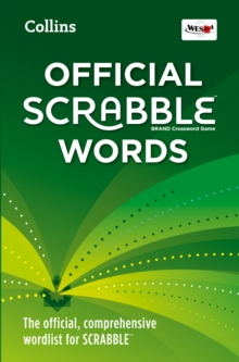 Collins Official Scrabble Words, Paperback Book