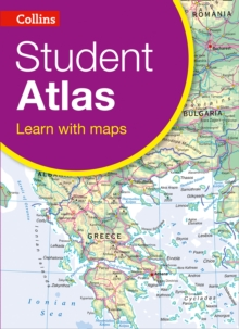 Collins Student Atlas, Paperback Book