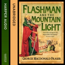 Flashman and the Mountain of Light, eAudiobook MP3 eaudioBook