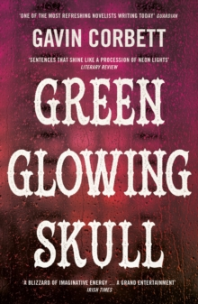Green Glowing Skull, Paperback / softback Book