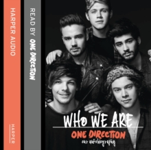 One Direction: Who We Are, eAudiobook MP3 eaudioBook