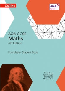 GCSE Maths AQA Foundation Student Book, Paperback / softback Book