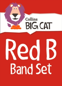 Red B Starter Set : Band 02b/Red B, Mixed media product Book