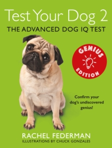 Test Your Dog 2: Genius Edition, Paperback Book