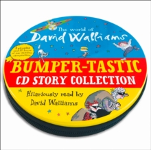 The World of David Walliams: Bumper-tastic CD Story Collection, Mixed media product Book