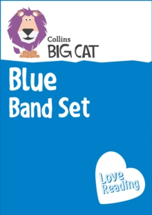 Blue Band Set : Band 04/Blue, Mixed media product Book