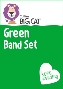 Green Band Set : Band 05/Green, Mixed media product Book