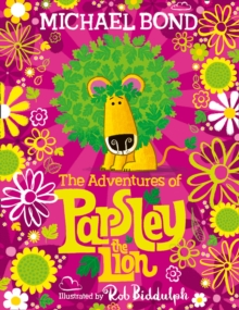 The Adventures of Parsley the Lion, Hardback Book