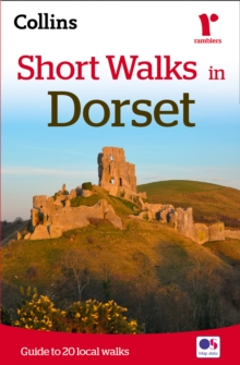Short Walks in Dorset, Paperback Book
