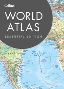 Collins World Atlas: Essential Edition, Paperback Book