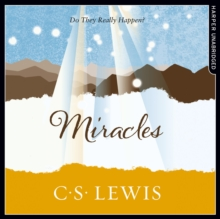 Miracles, eAudiobook MP3 eaudioBook