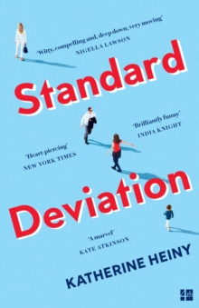 Standard Deviation : `The Best Feel-Good Novel Around' Daily Mail, Paperback Book
