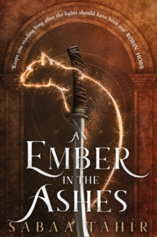 An Ember in the Ashes, Paperback Book