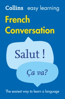 Easy Learning French Conversation, Paperback Book