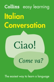 Easy Learning Italian Conversation, Paperback / softback Book