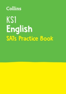 KS1 English SATs Practice Workbook : 2018 Tests, Paperback Book