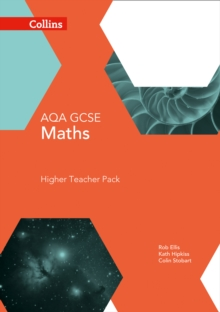 GCSE Maths AQA Higher Teacher Pack, Paperback / softback Book