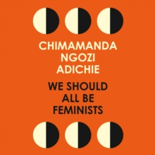 We Should All Be Feminists, eAudiobook MP3 eaudioBook