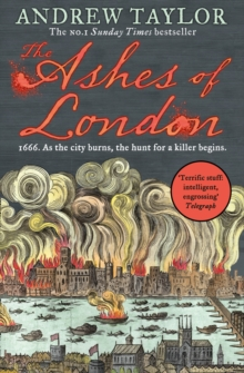 The Ashes of London, Paperback Book