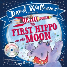 The First Hippo on the Moon, Mixed media product Book