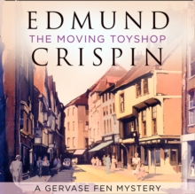 The Moving Toyshop, eAudiobook MP3 eaudioBook