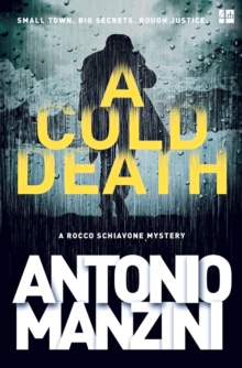 A Cold Death, Paperback Book