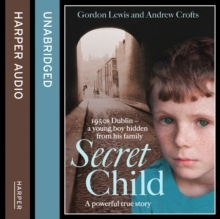 Secret Child, eAudiobook MP3 eaudioBook