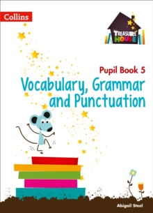 Vocabulary, Grammar and Punctuation Year 5 Pupil Book, Paperback / softback Book