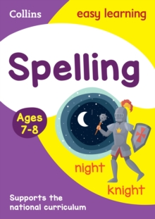 Spelling Ages 7-8: New Edition, Paperback Book