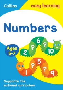 Numbers Ages 5-7 : Prepare for School with Easy Home Learning, Paperback / softback Book