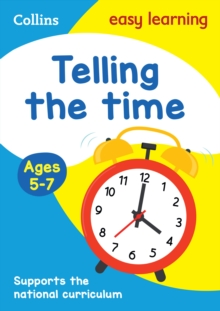 Telling the Time Ages 5-7: New Edition, Paperback Book