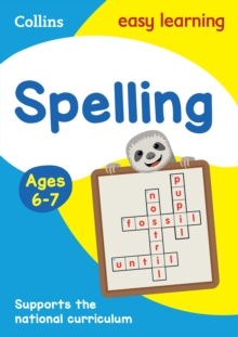 Spelling Ages 6-7: New Edition, Paperback Book
