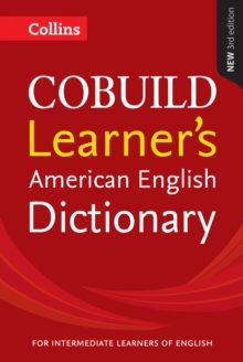 Collins COBUILD Learner's American English Dictionary, Paperback Book