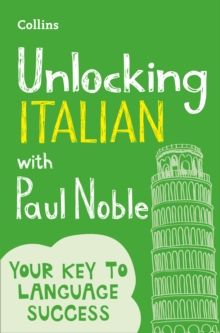 Unlocking Italian with Paul Noble, Paperback / softback Book