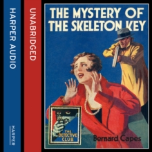 The Mystery Of The Skeleton Key, eAudiobook MP3 eaudioBook