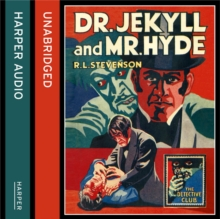 Strange Case of Dr Jekyll and Mr Hyde, eAudiobook MP3 eaudioBook