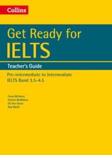 Get Ready for IELTS: Teacher's Guide : IELTS 3.5+ (A2+), Paperback / softback Book