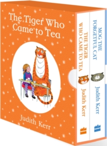 The Tiger Who Came to Tea / Mog the Forgetful Cat, Board book Book