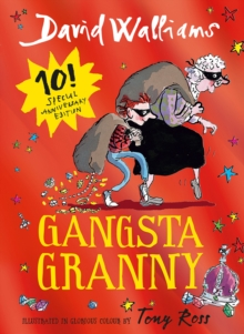Gangsta Granny : Limited Gift Edition of David Walliams' Bestselling Children's Book, Hardback Book