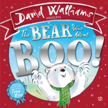 The Bear Who Went Boo!, Hardback Book