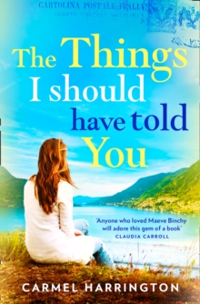 The Things I Should Have Told You, Paperback / softback Book