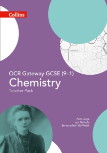 OCR Gateway GCSE Chemistry 9-1 Teacher Pack, Spiral bound Book