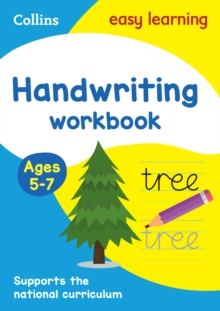 Handwriting Workbook Ages 5-7, Paperback / softback Book