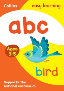 ABC Ages 3-5: New Edition, Paperback Book