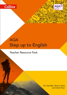 Collins AQA Step Up to English : Teacher Resource Pack, Spiral bound Book
