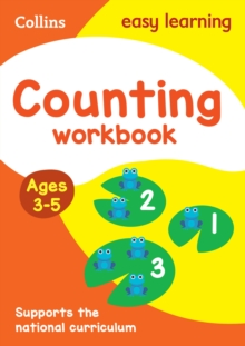 Counting Workbook Ages 3-5: New Edition, Paperback / softback Book