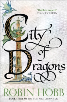 City of Dragons, Paperback Book