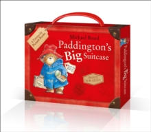 Paddington's Big Suitcase, Paperback Book