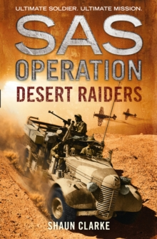 Desert Raiders, Paperback Book